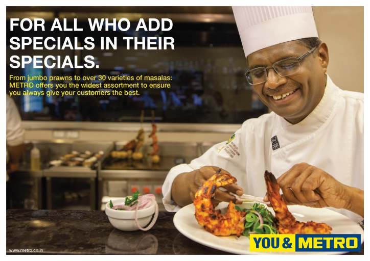 Chef Bhaskaran
