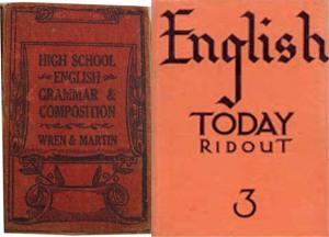 wren and martin book copy
